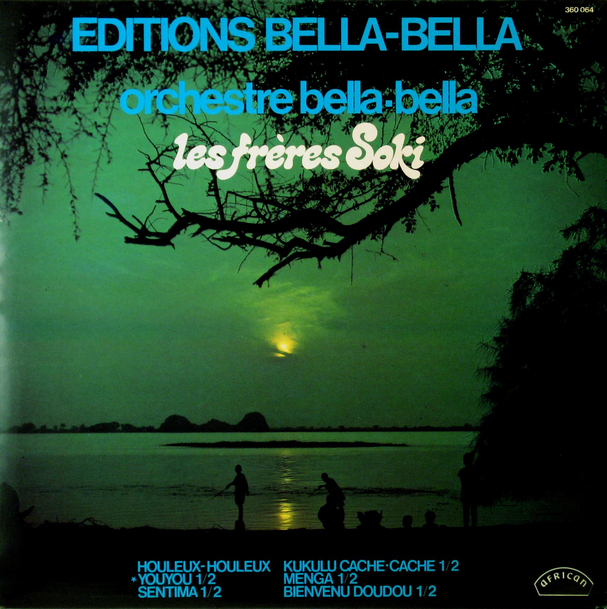 Orchestre Bella Bella - Kusima Ngai