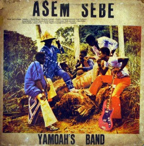 Yamoah's Band, front