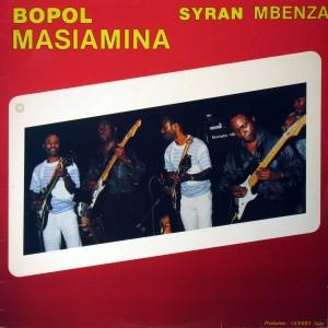 Bopol & Syran, front