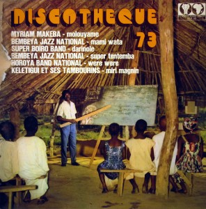 Discotheque 73, front