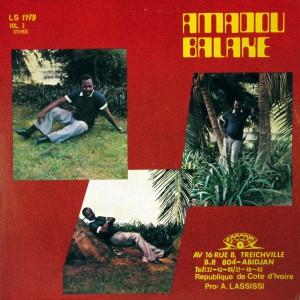 Amadou Balaké, front