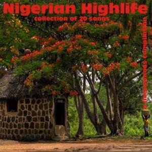 Nigerian Highlife, cd front