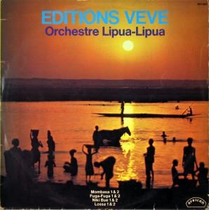 Orchestre Lipua-Lipua, front