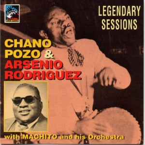 Chano Pozo & Arsenio Ridriguez, front