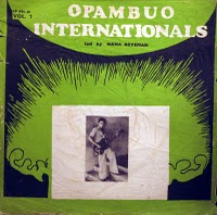 Opambuo Internationals, front ( wrong cover )