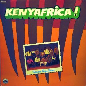 Kenyafrica ! vol.5, front