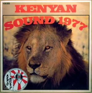 Kenyan Sound 77, front