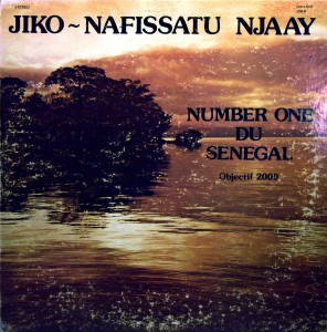 Number One du Senegal, front