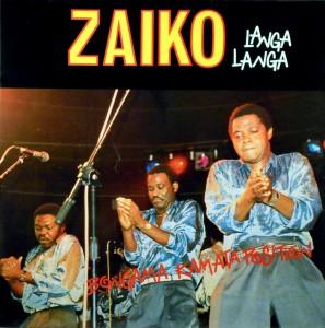 Zaïko Langa-Langa, front