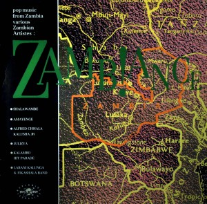 Zambiance, front