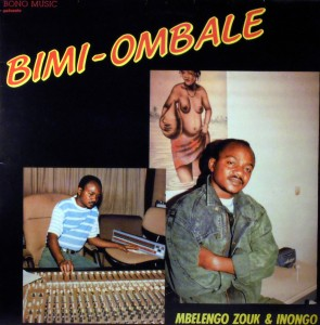 Bimi-Ombale, front