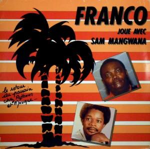 Franco, front