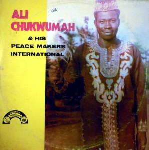 Ali Chukwumah, front