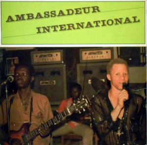 Ambassadeur International, front