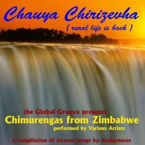 Chauya Chirizevha, front