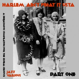 Harlem ain't what it usta, part one