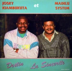 Josky & Madilu, front