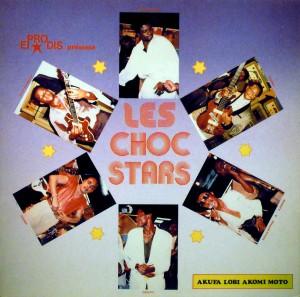 Les Choc Stars, front