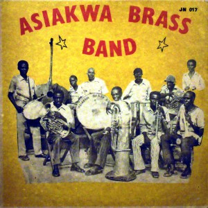 Asiakwa Brass Band, front