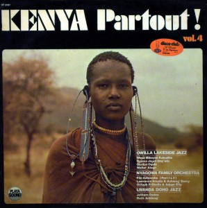 Kenya Partout ! vol.4, front