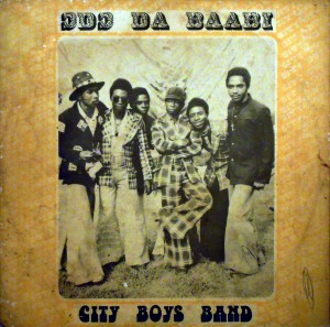 City Boys Band, front