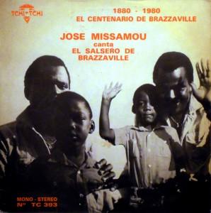 Jose Missamou, front