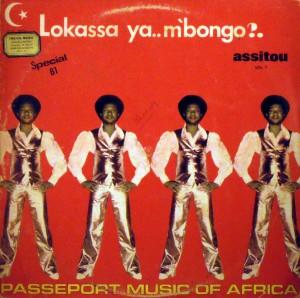 Lokassa ya M'bongo, front