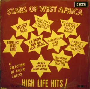 Stars of West Africa, front