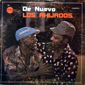 Los Ahijados, front