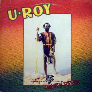 U-Roy, front