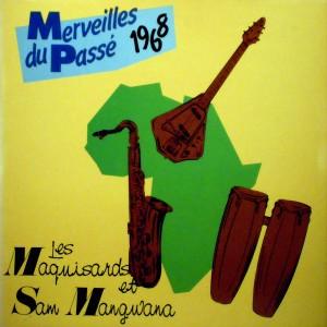 Les Maquisards et Sam Mangwana, front