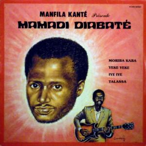 Mamadi Diabate, front