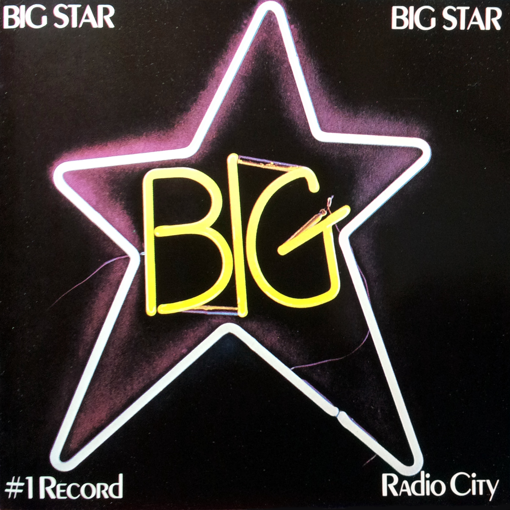 big star one record radio city line records 1990 global groove independent. Black Bedroom Furniture Sets. Home Design Ideas