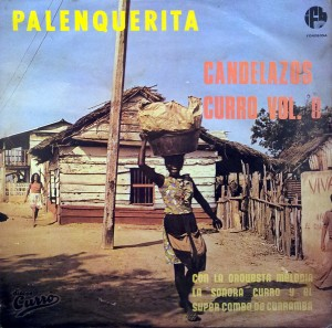 Palenquerita, front