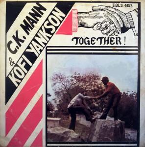 C.K. Mann, front