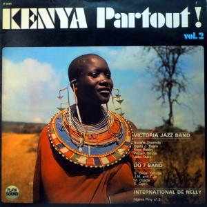 Kenya Partout ! vol.2, front