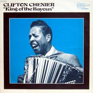 Clifton Chenier, front
