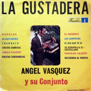 Angel Vasquez, front