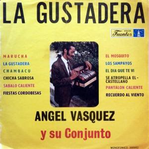 Angel Vasquez, front