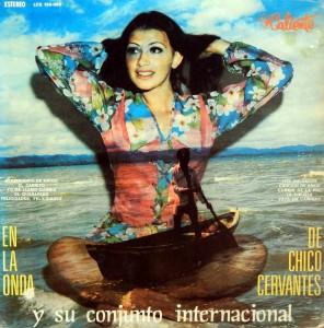Chico Cervantes, front