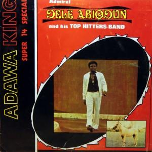 Dele Abiodun, front