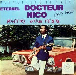 Docteur Nico, front