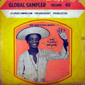 Global Sampler vol. 40, cd sized front