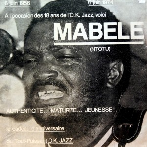 Mabele, front