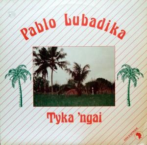 Pablo Lubadika, front