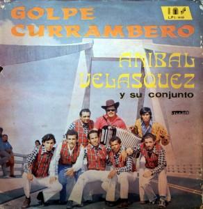 Anibal Velasquez, front