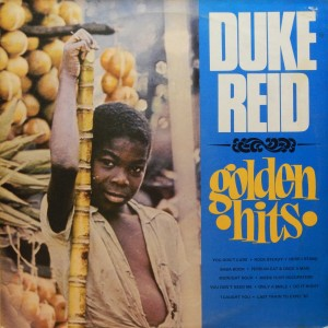 Duke Reid, front