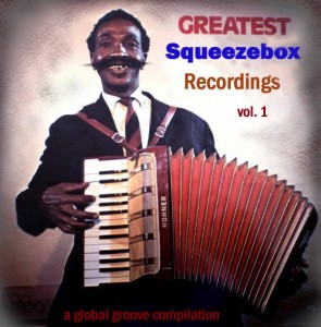 Greatest Squeezebox Recordings, front