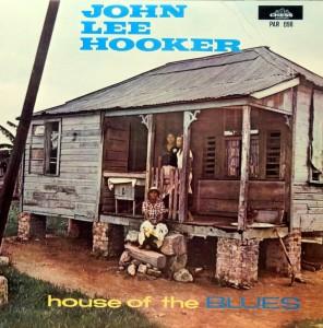 John Lee Hooker, front