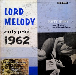 Lord Melody, front